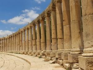 Unesco Weltkulturerbe Jerash
